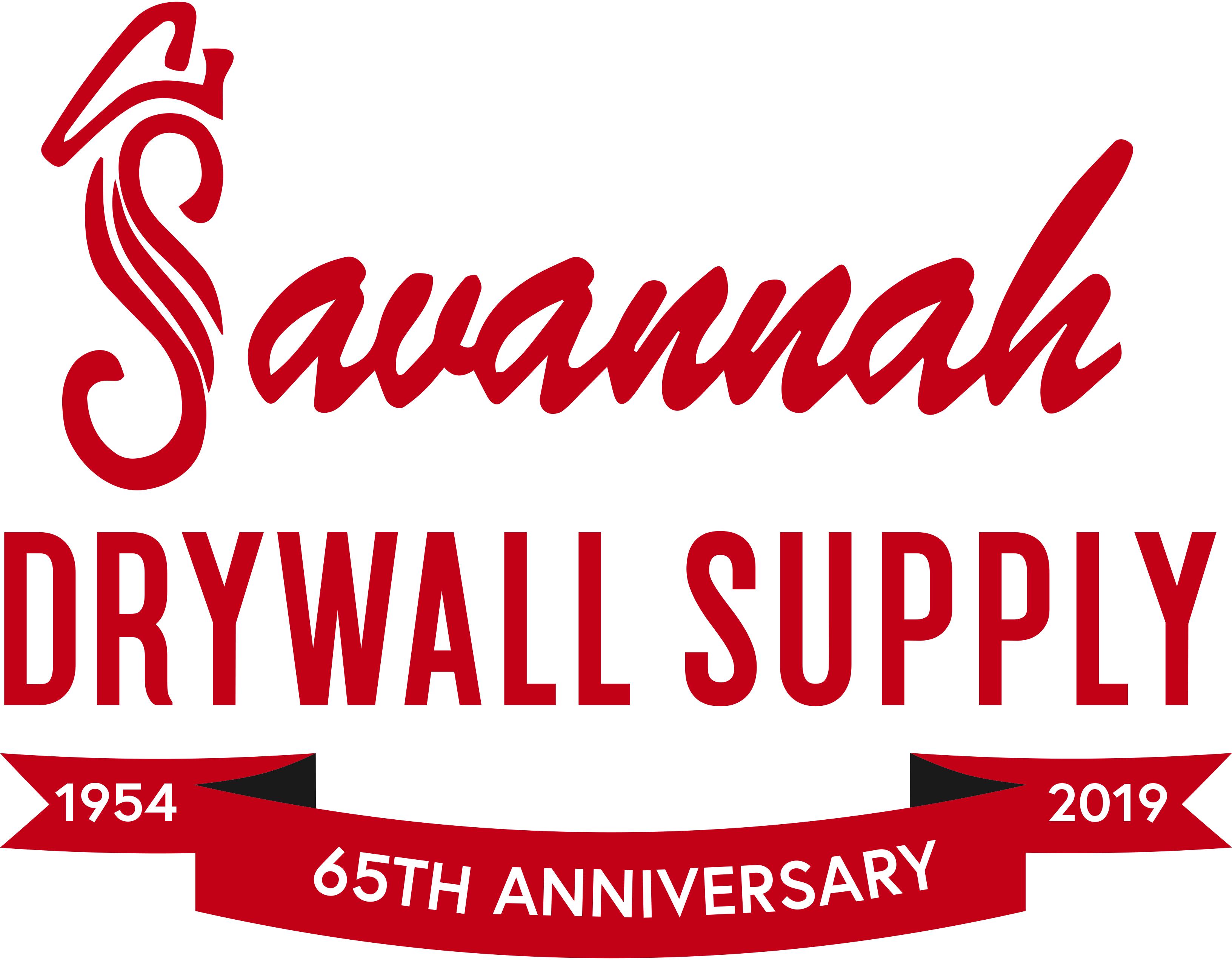 Savannah Drywall Supply logo_050319_V5 - Savannah Drywall